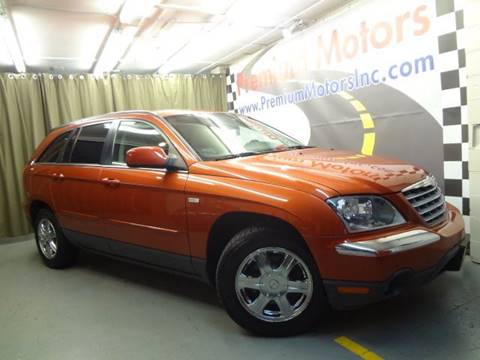 2006 Chrysler Pacifica for sale at Premium Motors in Villa Park IL