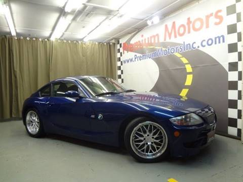 2007 BMW Z4 M for sale in Villa Park, IL