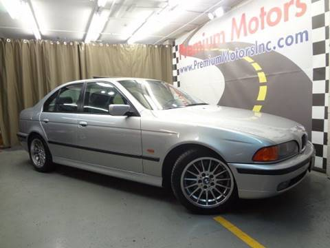 2000 BMW 5 Series for sale at Premium Motors in Villa Park IL