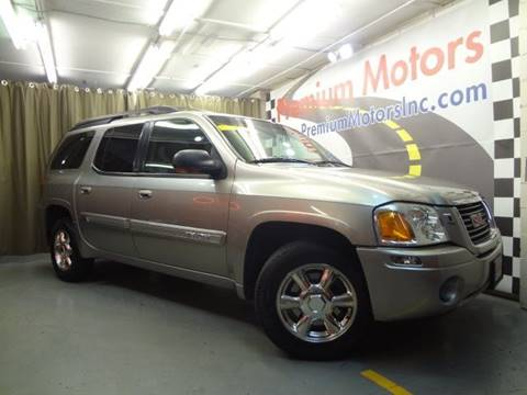 2002 GMC Envoy XL for sale at Premium Motors in Villa Park IL