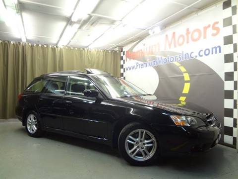 2005 Subaru Legacy for sale at Premium Motors in Villa Park IL
