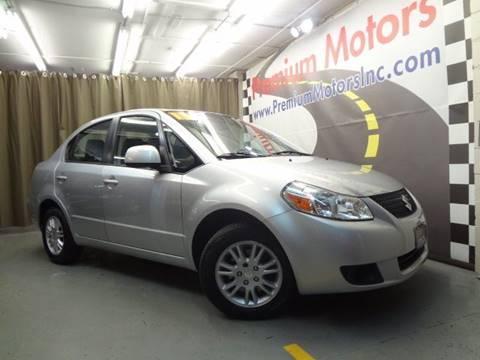 2013 Suzuki SX4 for sale at Premium Motors in Villa Park IL