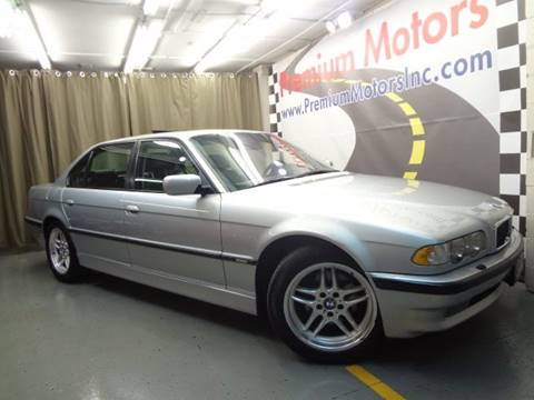 2001 BMW 7 Series for sale at Premium Motors in Villa Park IL