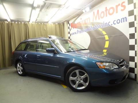 2006 Subaru Legacy for sale at Premium Motors in Villa Park IL