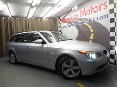 2006 BMW 5 Series for sale at Premium Motors in Villa Park IL