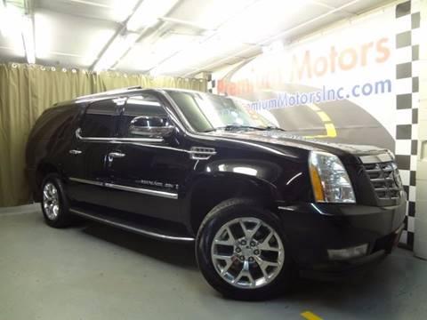 2007 Cadillac Escalade ESV for sale at Premium Motors in Villa Park IL