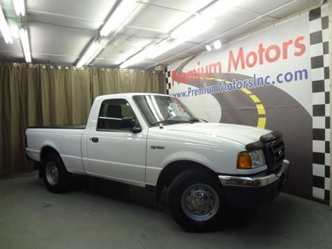 2005 Ford Ranger for sale at Premium Motors in Villa Park IL