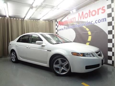 2006 Acura TL for sale at Premium Motors in Villa Park IL