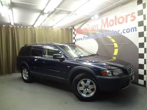 2001 Volvo V70 for sale at Premium Motors in Villa Park IL
