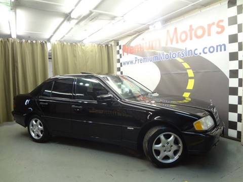 1999 Mercedes-Benz C-Class for sale at Premium Motors in Villa Park IL