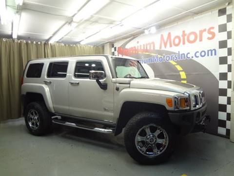 2006 HUMMER H3 for sale at Premium Motors in Villa Park IL