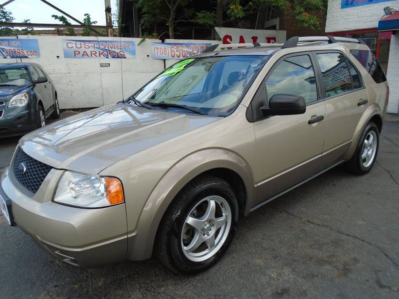 Ford Freestyle SE Dr Wagon In Cicero IL IBARRA MOTORS INC - 2005 freestyle