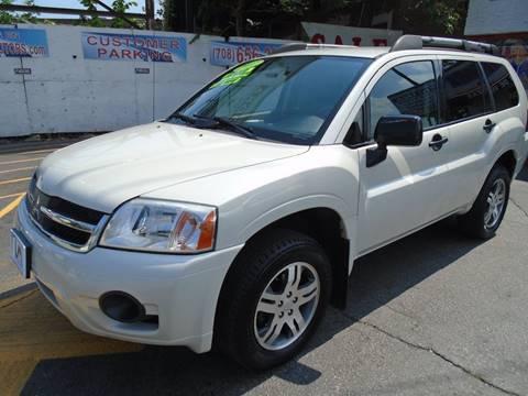 2007 Mitsubishi Endeavor for sale in Cicero, IL