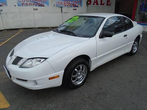 2003 Pontiac Sunfire for sale in Cicero, IL
