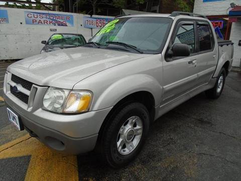 2002 Ford Explorer Sport Trac for sale in Cicero, IL