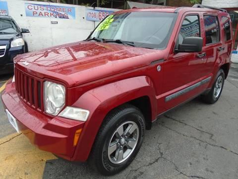 2008 Jeep Liberty for sale in Cicero, IL
