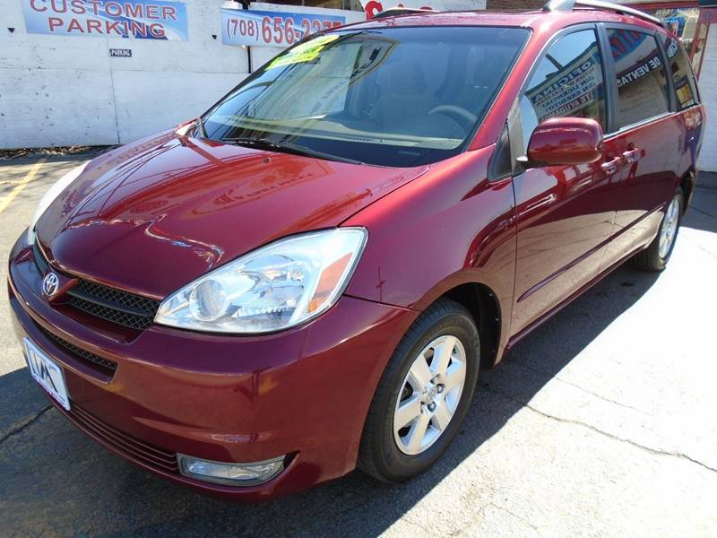2004 Toyota Sienna For Sale At IBARRA MOTORS INC In Cicero IL