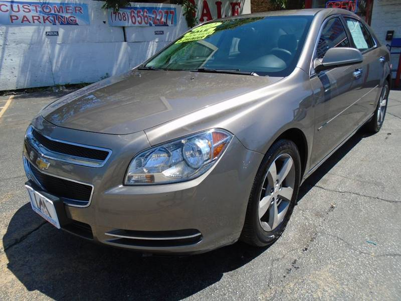 2012 Chevrolet Malibu For Sale At IBARRA MOTORS INC In Cicero IL