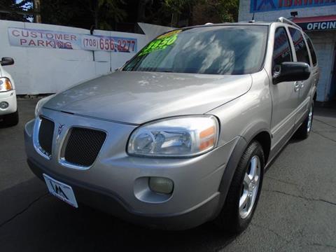 2005 Pontiac Montana SV6 for sale in Cicero, IL