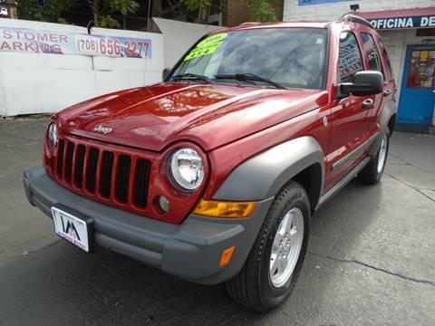2006 Jeep Liberty for sale in Cicero, IL