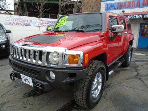 2007 HUMMER H3 for sale in Cicero, IL