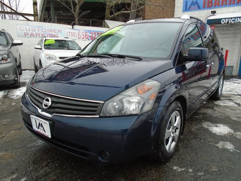 2008 Nissan Quest 3.5 S for sale at IBARRA MOTORS INC in Cicero IL