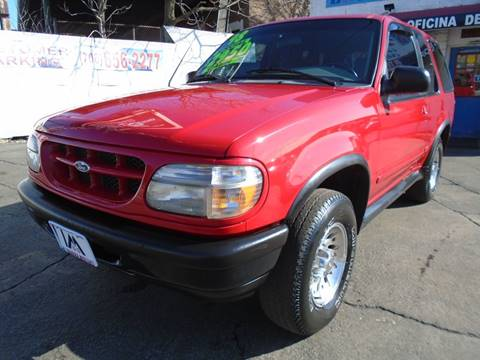 1998 Ford Explorer Sport for sale at IBARRA MOTORS INC in Cicero IL