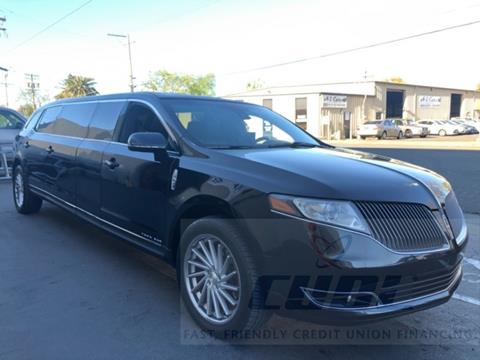 2013 Lincoln MKT Town Car for sale in Sacramento, CA