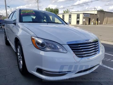 2014 Chrysler 200 for sale in Sacramento, CA