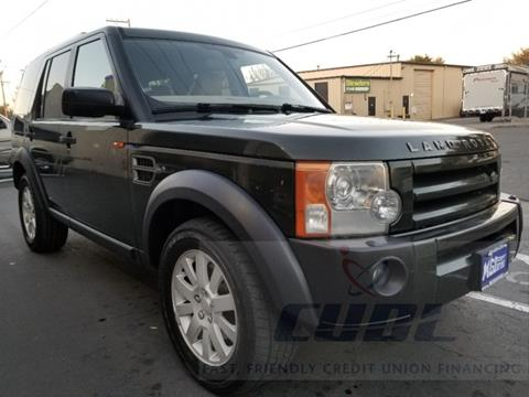 2005 Land Rover LR3 for sale in Sacramento, CA