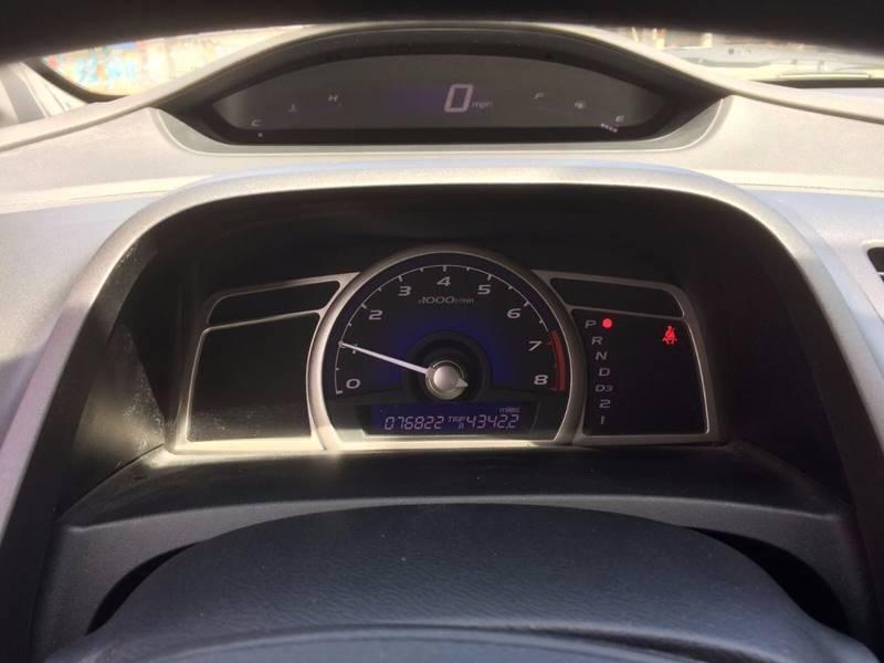 2010 Honda Civic LX 4dr Sedan 5A - Kansas City MO