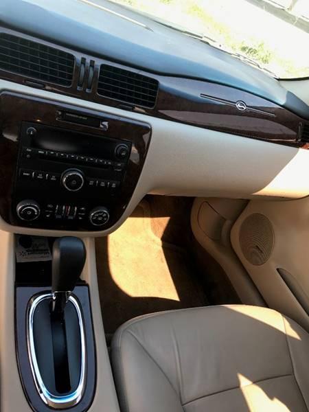 2011 Chevrolet Impala LT Fleet 4dr Sedan w/2FL - Kansas City MO