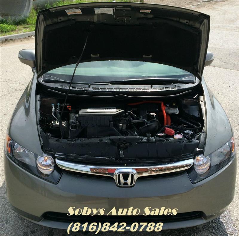 2007 Honda Civic Hybrid w/Navi 4dr Sedan w/Navi In Kansas City MO ...