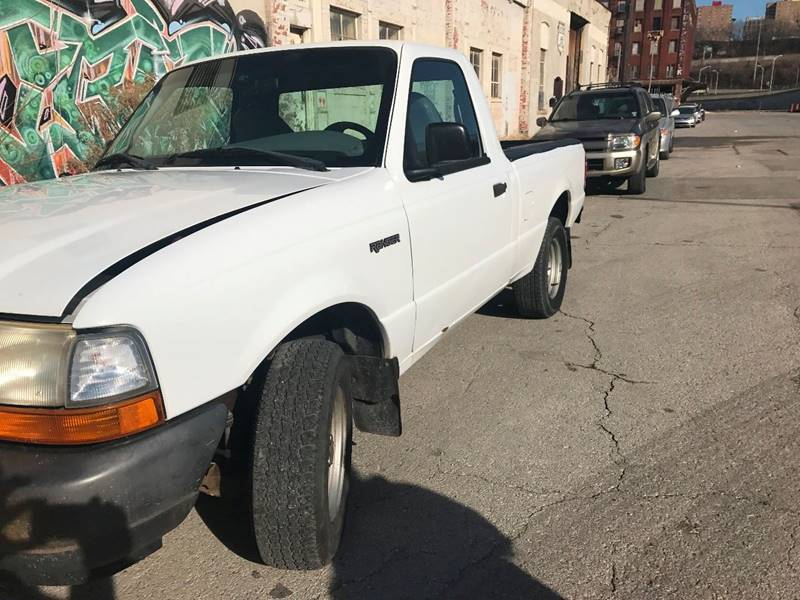 2000 Ford Ranger 2dr XL Standard Cab LB - Kansas City MO