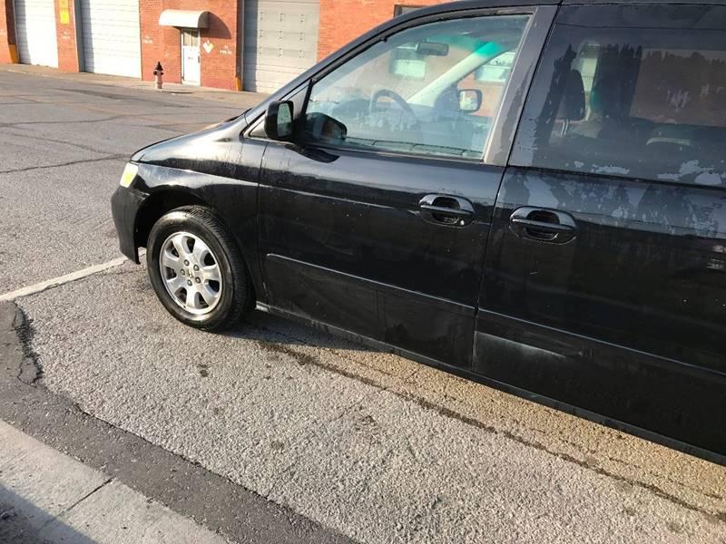 2004 Honda Odyssey 4dr EX-L Mini-Van w/Leather - Kansas City MO
