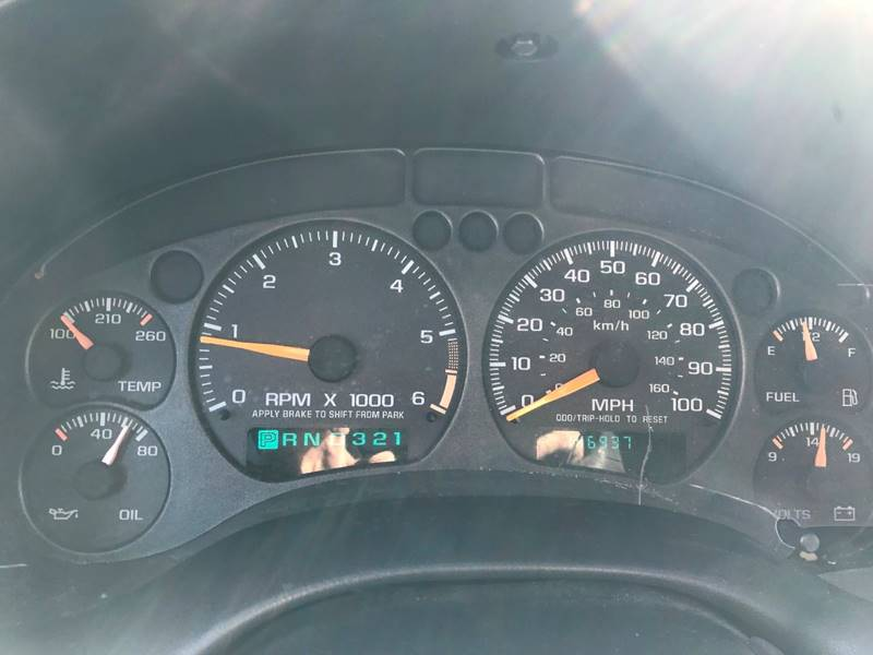 2000 Chevrolet Blazer 4dr LT 4WD SUV - Kansas City MO