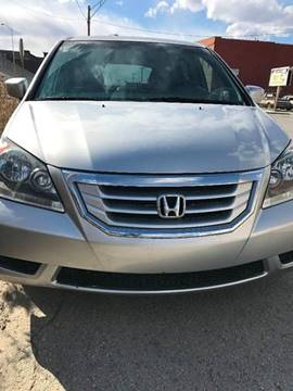 2010 Honda Odyssey for sale in Kansas City, MO