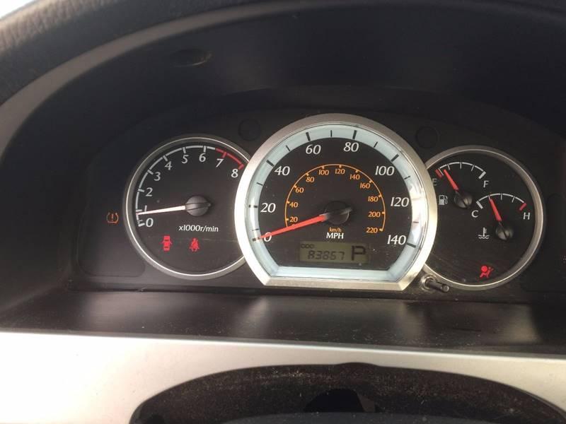 2007 Suzuki Forenza 4dr Sedan (2L I4 5M) - Kansas City MO