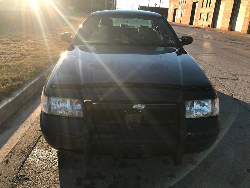 2010 Ford Crown Victoria Police Interceptor 4dr Sedan (3.55 Axle) - Kansas City MO