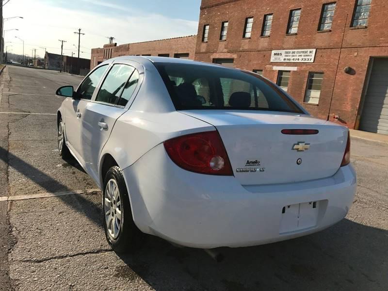 2010 Chevrolet Cobalt LT 4dr Sedan - Kansas City MO