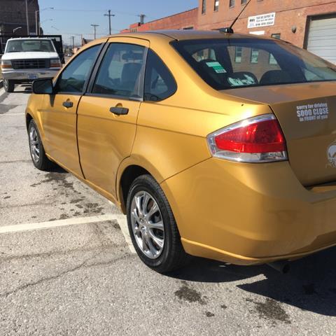 2009 Ford Focus S 4dr Sedan - Kansas City MO