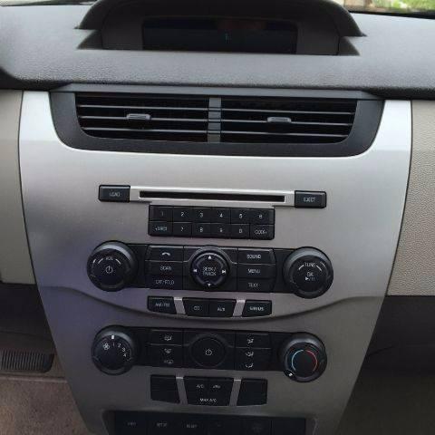 2008 Ford Focus S 4dr Sedan - Kansas City MO