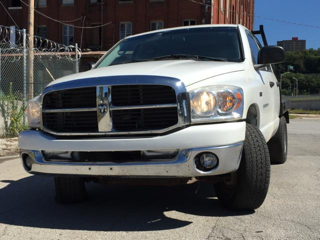 2007 Dodge Ram Pickup 1500 Laramie 4dr Quad Cab 4WD SB - Kansas City MO