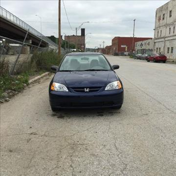 2002 Honda Civic for sale in Kansas City, MO