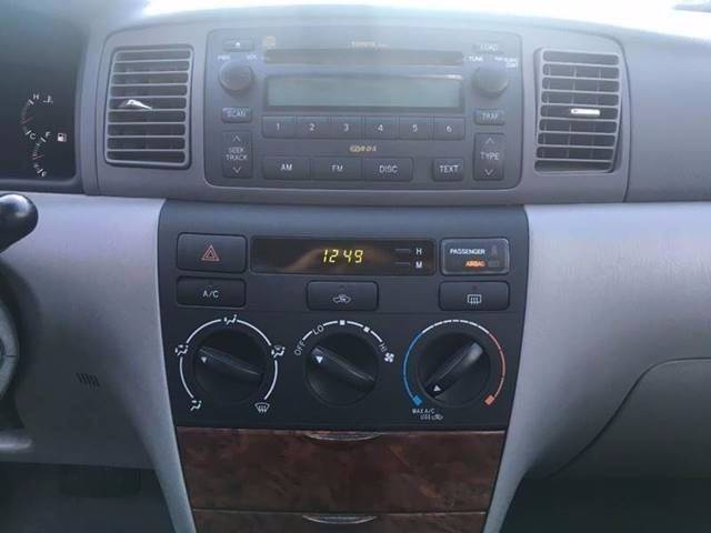 2006 Toyota Corolla S 4dr Sedan w/Automatic - Kansas City MO