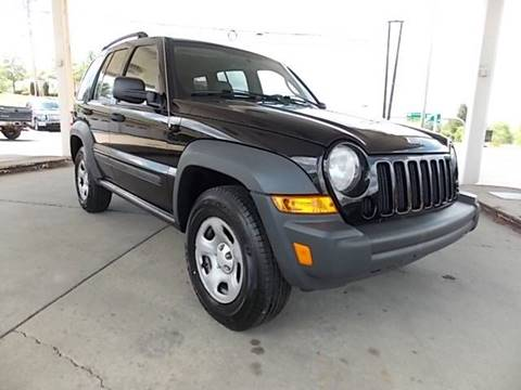 2007 Jeep Liberty for sale in New Castle, PA