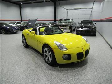 2008 Pontiac Solstice for sale in Spring, TX