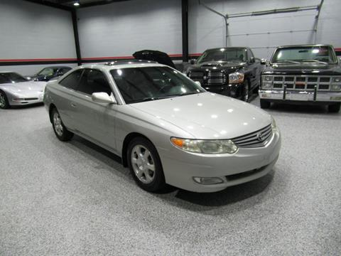 2002 Toyota Camry Solara for sale in Spring, TX