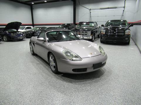 2001 Porsche Boxster for sale in Spring, TX
