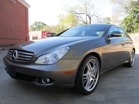 2008 Mercedes-Benz CLS for sale in Spring, TX